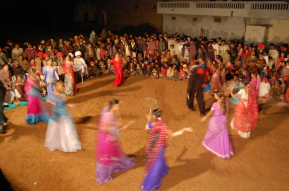 Cultural program (sowing seeds 2010)