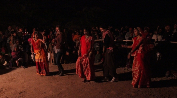 Cultural night dance